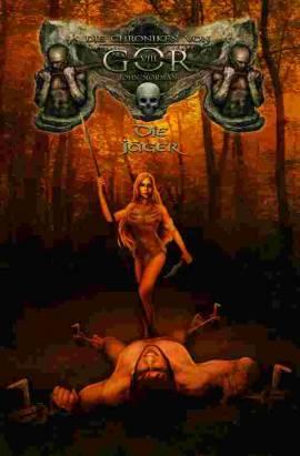 Die Chroniken von Gor 8: Die Jäger - Bild vergrößern