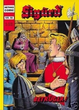 Sigurd Softcover (gelb) 1-106 / Hethke-Verlag - Bild vergrößern
