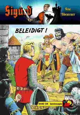 Sigurd GB Neue Abenteuer 34  - Bild vergrößern