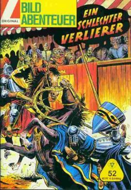 Bildabenteuer 52 - Sigurd, Ein schlechter Verlierer - Bild vergrößern