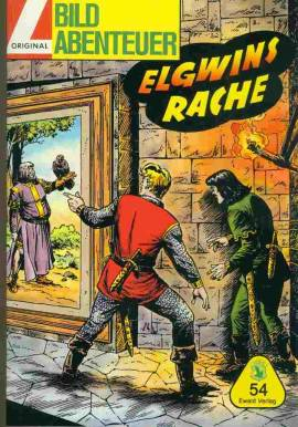Bildabenteuer 54 - Sigurd, Elgwins Rache - neues Abenteuer - Bild vergrößern