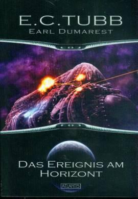 Dumarest # 26 - Das  Ereignis am Horizont  - Bild vergrößern