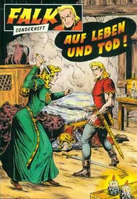 Falk Sonderheft (8) - Auf Leben und Tod! / neues Abenteuer - aktuell - Bild vergrößern