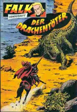 Falk Sonderheft (6) - Der Drachentöter / aktuell - Bild vergrößern