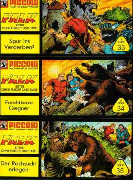 Falk II. Picc-Serie 27-91 / Ewald-Verlag (Serie ist abgeschlossen) - Bild vergrößern