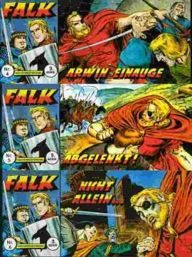 Falk III. Picc-Serie 1-33 / Ewald-Verlag - Bild vergrößern