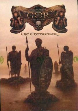 Die Chroniken von Gor 13: Die Entdecker - Bild vergrößern