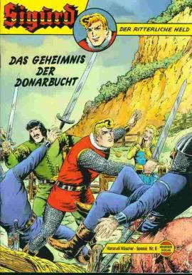 HRW-Spezial 6 - Sigurd / Das Geheimnis der Donarbucht - Bild vergrößern