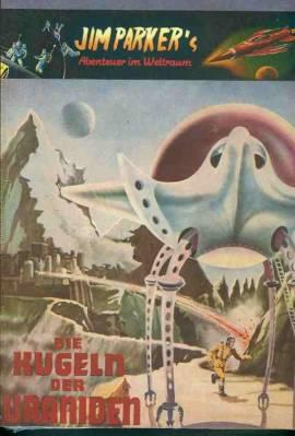 Jim Parker 12 -  Die Kugeln der Uraniden) - Bild vergrößern