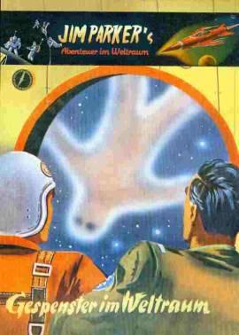 Jim Parker 6 - Gespenster im Weltraum - Bild vergrößern