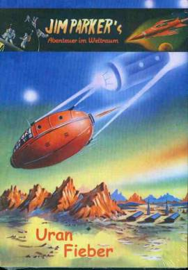 Jim Parker 7 - Uranfieber - Bild vergrößern
