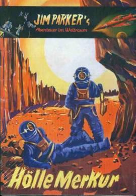 Jim Parker 8 - Hölle Merkur - Bild vergrößern