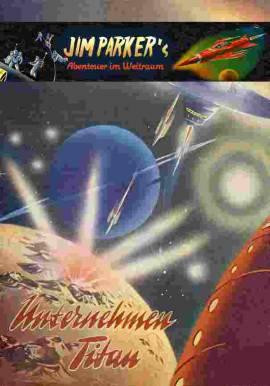 Jim Parker 9 - Unternehmen Titan - Bild vergrößern