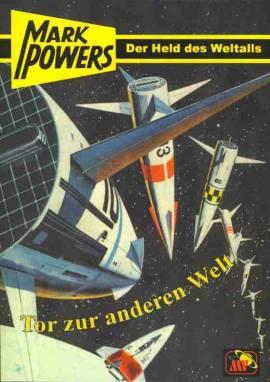 Mark Powers 15: Tor zur anderen Welt - Bild vergrößern