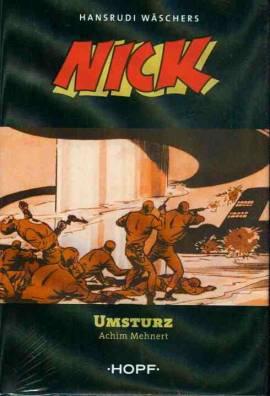 Nick Roman 2 - Umsturz (2. Auflage)  - Bild vergrößern