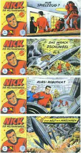 Nick Picclos 398/1-401 - aktuell - Bild vergrößern