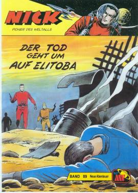 Nick Neue Abenteuer 89  - Bild vergrößern