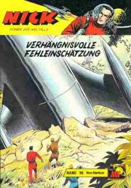 Nick Neue Abenteuer 96  - Bild vergrößern