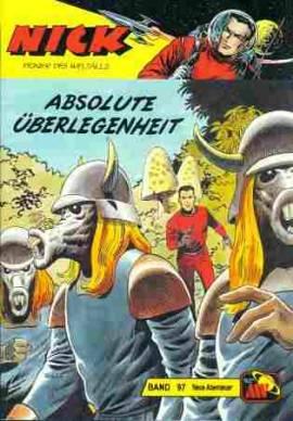 Nick Neue Abenteuer 97  - Bild vergrößern