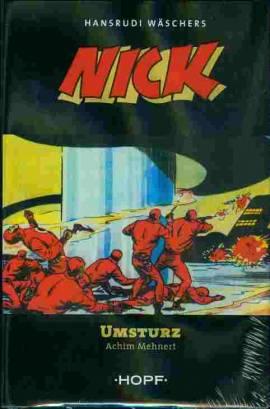 Nick Roman 2 - Umsturz (1. Auflage) - verlagsvergriffen - Bild vergrößern