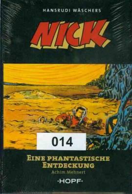 Nick Roman 5 - Eine phantastische Entdeckung (1. Auflage)  - Bild vergrößern