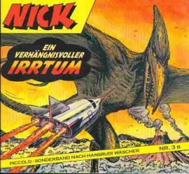 Doppelpiccolo Nick 3 b - neu - Bild vergrößern