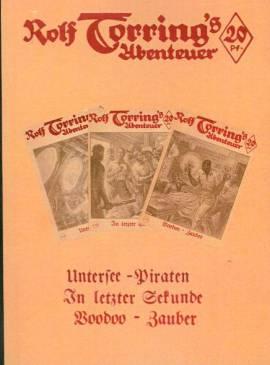 Rolf Torrings Abenteuer - 449-451 - Fortschreibung Ostwald / Taschenbuch 2 - Bild vergrößern