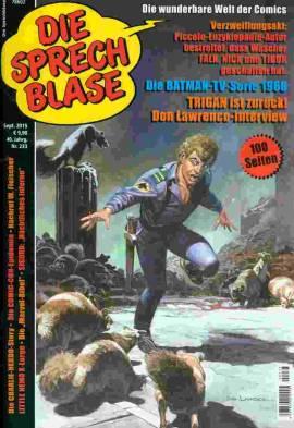 Sprechblase - Nr. 233 (mit neuem Sigurd-Abenteuer!!!)  - Bild vergrößern