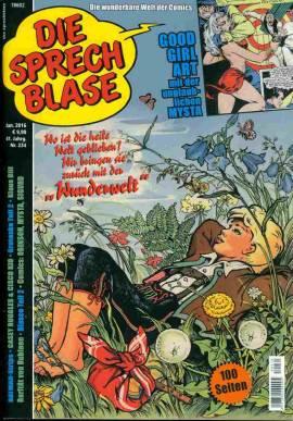 Sprechblase - Nr. 234 (mit neuem Sigurd-Abenteuer!!!) - Bild vergrößern