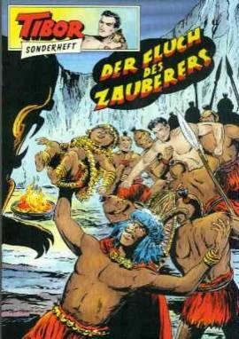 Tibor GB Sonderheft (3) Der Fluch des Zaubereres - Bild vergrößern