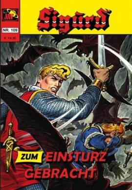 Sigurd Softcover (gelb) 109 / Mohlberg-Verlag - Bild vergrößern
