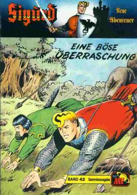 Sigurd GB Neue Abenteuer 42 - Bild vergrößern