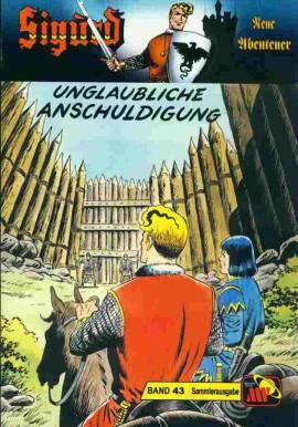 Sigurd GB Neue Abenteuer 43  - Bild vergrößern