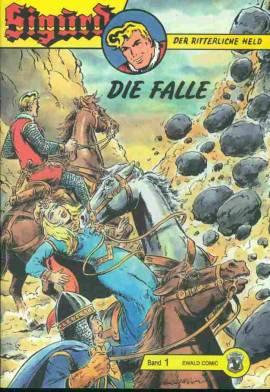 Sigurd GB 1 - neu gezeichnet von HRW - Bild vergrößern