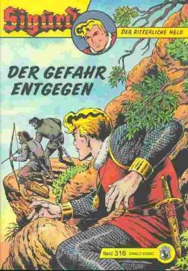 Sigurd GB 316 (Hethke-Version)  - Bild vergrößern