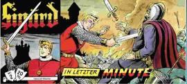 Sigurd I. Serie 2 ganz neu von HRW gezeichnet (Nov 13) - Bild vergrößern
