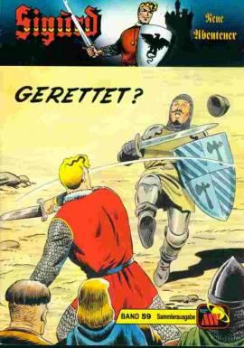 Sigurd GB Neue Abenteuer 59  - Bild vergrößern
