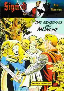 Sigurd GB Neue Abenteuer 62 - Bild vergrößern