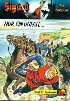 Sigurd GB Neue Abenteuer 71  - Bild vergrößern