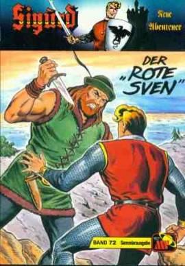 Sigurd GB Neue Abenteuer 72  - Bild vergrößern