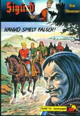 Sigurd GB Neue Abenteuer 73  - Bild vergrößern