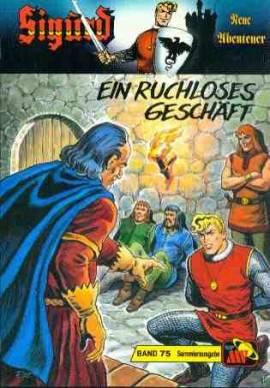 Sigurd GB Neue Abenteuer 75  - Bild vergrößern