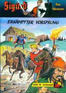 Sigurd GB Neue Abenteuer 76   - Bild vergrößern