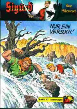 Sigurd GB Neue Abenteuer 77  - aktuell - Bild vergrößern