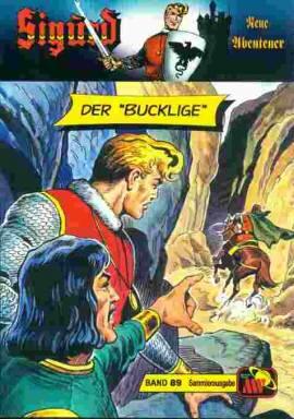 Sigurd GB Neue Abenteuer 89 - aktuell - Bild vergrößern