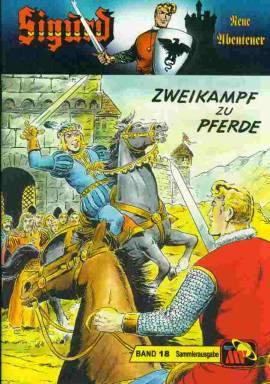 Sigurd GB Neue Abenteuer 18 - Bild vergrößern