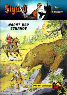 Sigurd GB Neue Abenteuer 19 - Bild vergrößern