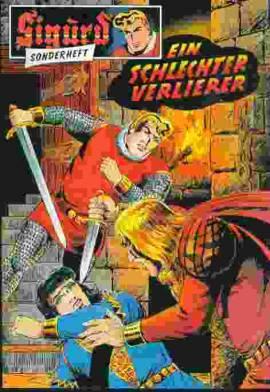 Sigurd Sonderheft (1) - Ein schlechter Verlierer - Bild vergrößern