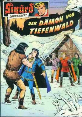 Sigurd Sonderheft (3) - Der Dämon von Tiefenwald - aktuell - Bild vergrößern