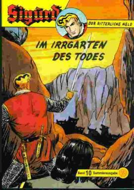 Sigurd Uncut GB 10  -  aktuell - Bild vergrößern